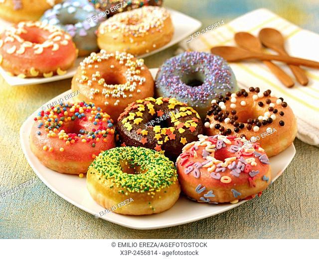 Donuts festival
