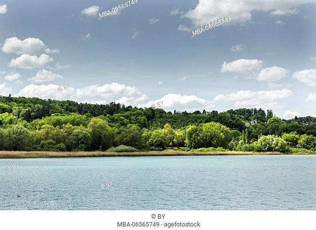 Lakeside of Lake Constance