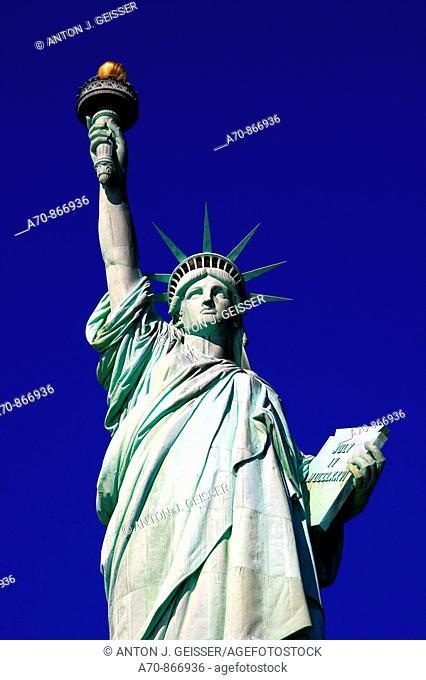 Statue of Liberty. New York. USA