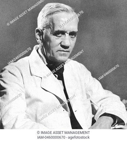 FLEMING, Alexander 1881-1955 Scottish bacteriologist and surgeon  Discovered penicillin 1928  Shared Nobel prize with Florey and Chain 1945