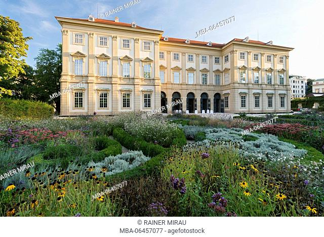 Palace of Liechtenstein, 9th district Alsergrund, Vienna, Austria