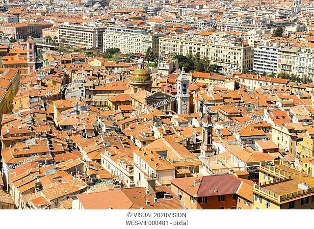 France, Provence-Alpes-Cote d'Azur, Nizza, Old town