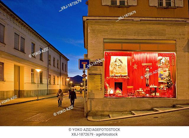 Switzerland, Canton Ticino, Locarno