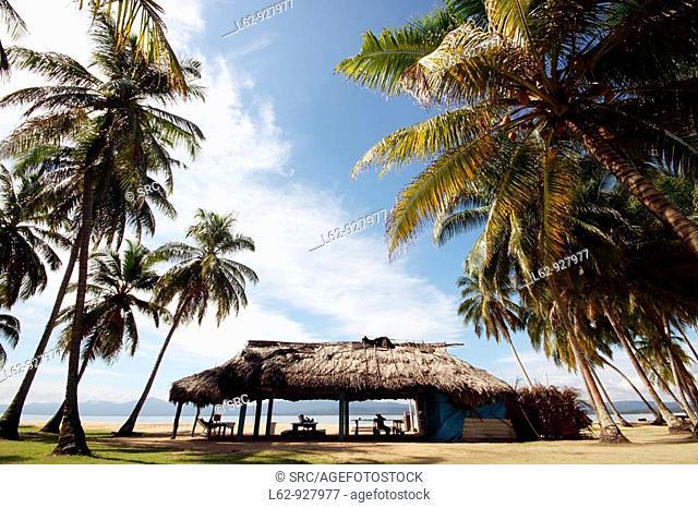Dog Island, San Blas islands, Kuna Yala, Caribbean, Panama