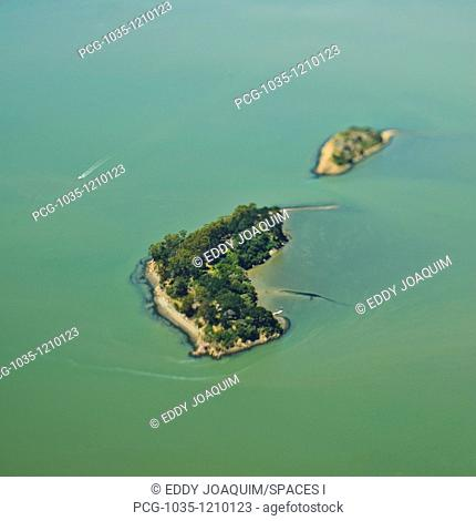 Small Island in the Ocean